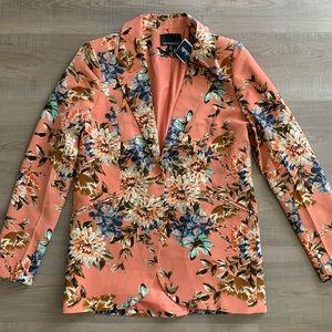 NWT Cynthia Rowley floral blazer ❤️